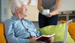 seniors and life stories