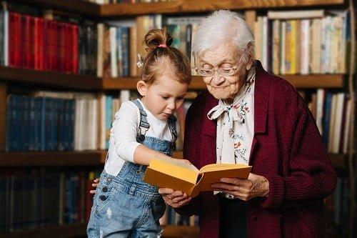 Life stories for seniors