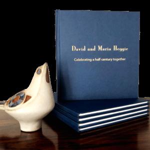 Heggie cover